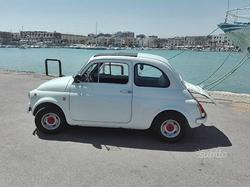 Fiat 500 replica Abarth elaborata Motore Nuovo