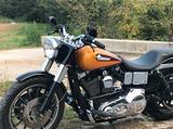 Harley dyna bobber