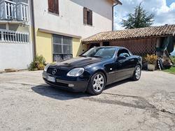 Mercedes slk 200 kompressor 193cv r170 nuova ASI