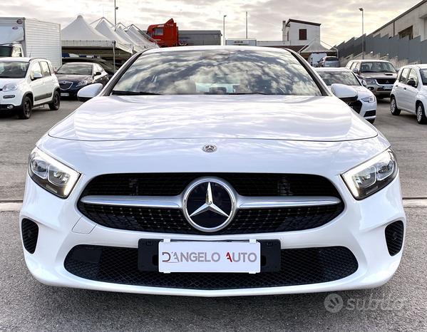 Mercedes-benz A 180 A 180 d Automatic Sport