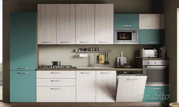 Cucina Cloe Promo TV Completa di elettrodomestici