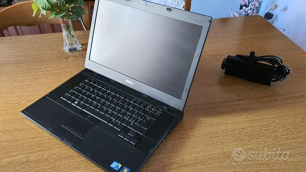Notebook Dell PRO i5 ssd