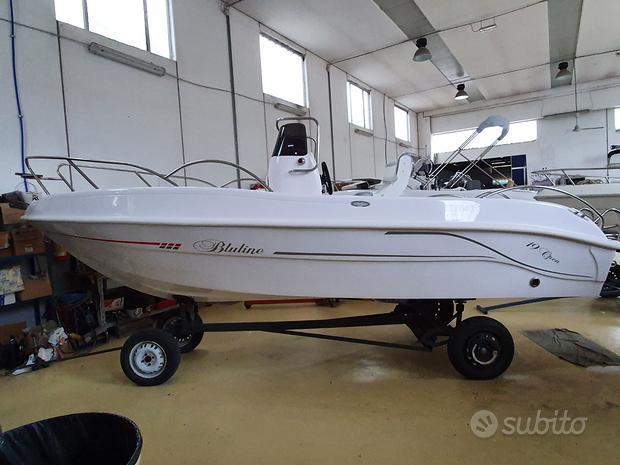 Bluline 19 open barca