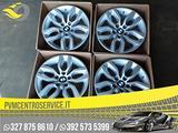 Cerchi in Lega BMW Canale 7,5 ET32 5X120 Raggio 17