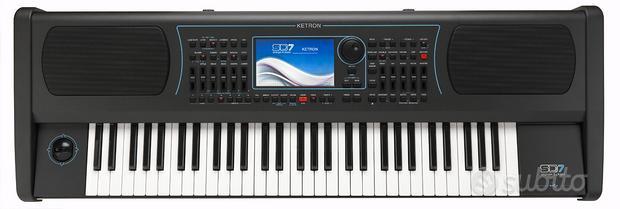 Ketron tastiera sd7 tasti 61