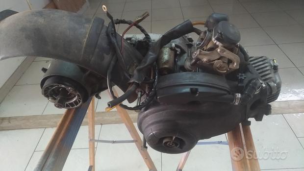 Motore Vespa 50 4T 2V malossi