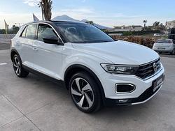 VW T-ROC 4 Motion 2.0 Tdi 150cv 2018 AUTOMATICO