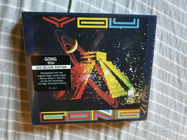 Gong You (1974), 2cd deluxe 2019, nuovo Sigillato