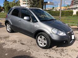 """Fiat Sedici 1.9 MJet 120 cv 4x4 """"Molto Bella""""2009"""