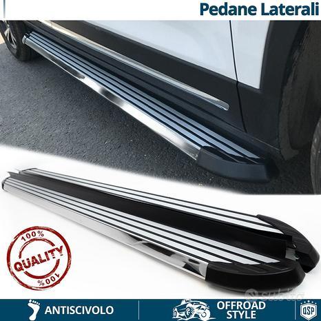 PEDANE LATERALI per Auto e Fuoristrada Alluminio