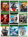 Giochi PS Vita e Xbox One titoli e prezzi misti