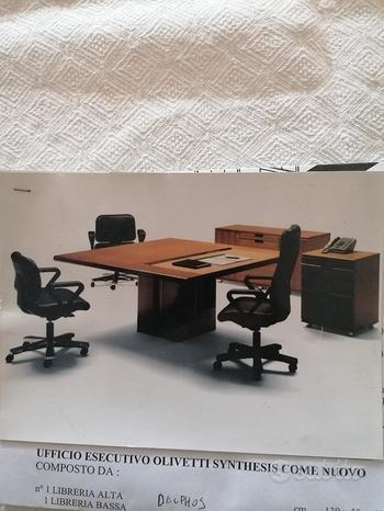 Olivetti Mobili da ufficio Direzionale