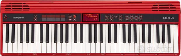 Roland GO:KEYS GO-61K Music Creation Keyboard