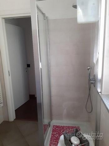 Box doccia KUBO 2 lati (entrambi reversibili)