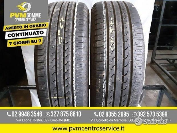 Gomme usate 235 55 19 105v goodyear