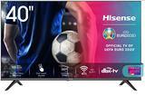 """Hisense 40AE5500F Smart TV LED FULL HD 1080p 40"""""""