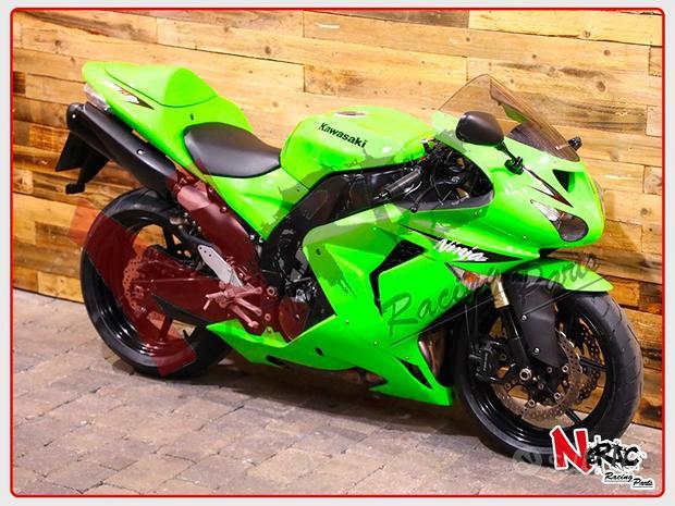 Carena ABS Kawasaki Ninja ZX10R 2006/2007 Verde