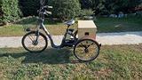 Triciclo eletttrico
