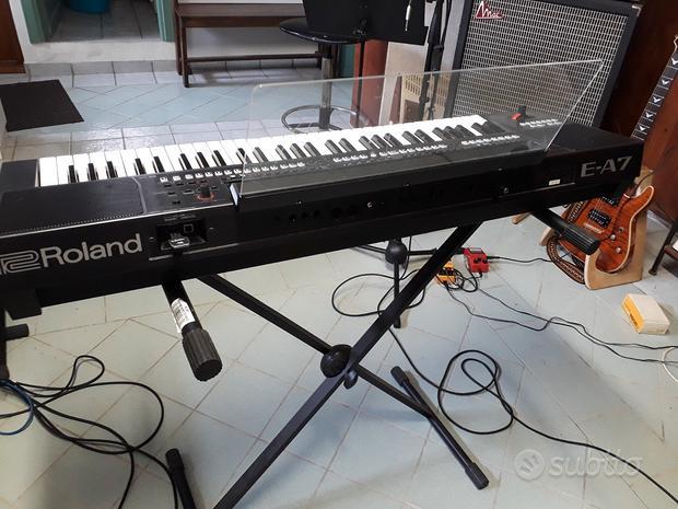Tastiera arranger Roland EA7