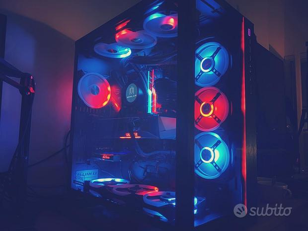 PC Gaming GeForce Rtx 3080 + Monitor 2K