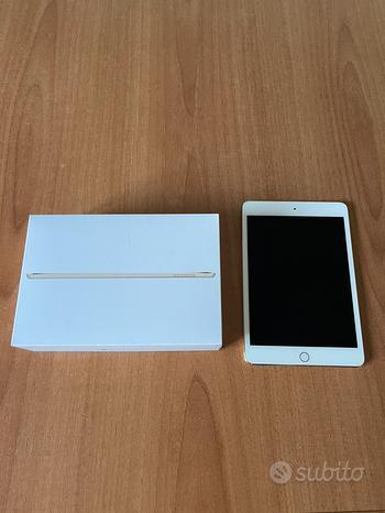 IPAD MINI 4 wifi 16 gb gold
