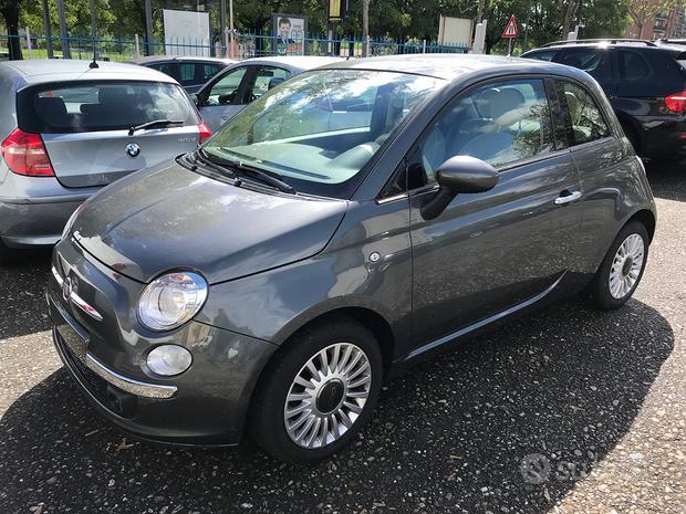 Fiat 500 1.2 8v 51kw lounge 2014 euro5
