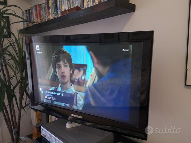 TV Telefunken LED 32 pollici presa HDMI