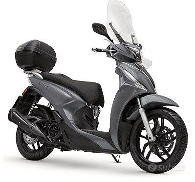 Kymco People S 125 ABS - antracite