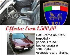 FIAT Croma - 1992