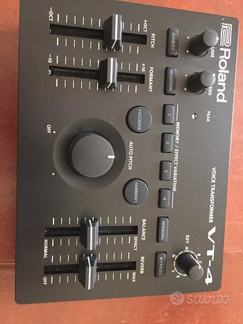 Effetto voce VT4 Roland