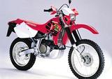 TELAIO TARGATO x HONDA XR 650 R 2001 2002 XR650 SM