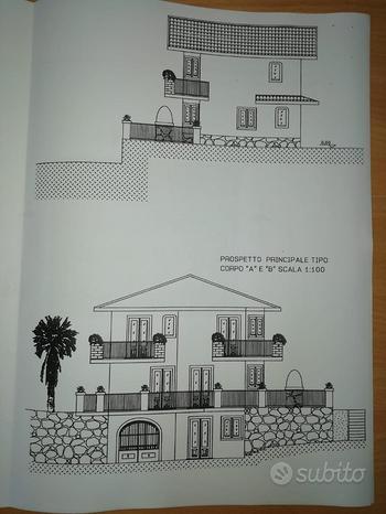 Nicolosi terreno edificabile rif 234
