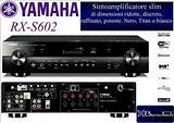 Yamaha RXS602 sintoamplificatore slim, NUOVO