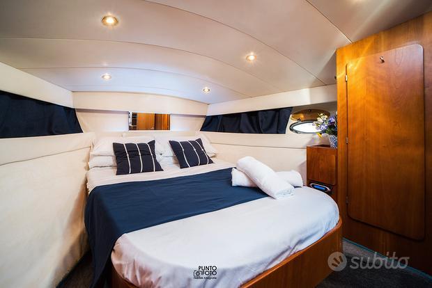 Barca azimut 35 fly
