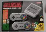 Console Super Nintendo Classic Mini Accessoriato