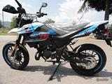 NUOVO ,MOTARD KSR Moto TR 50 SM