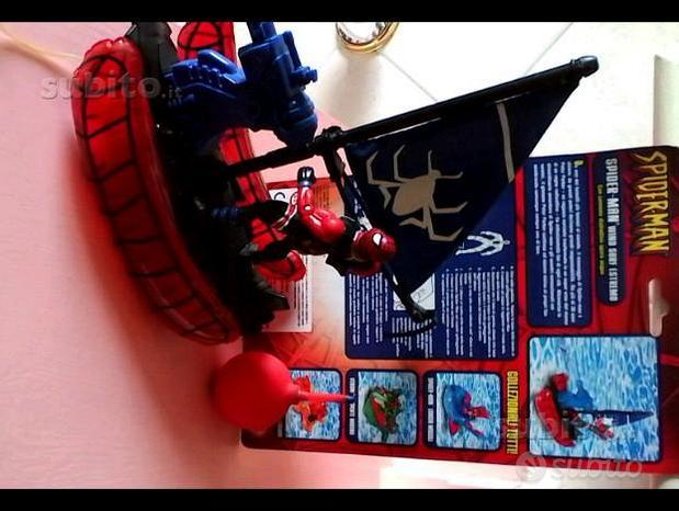 Spider Man n. 2 soggetti Giochi Preziosi