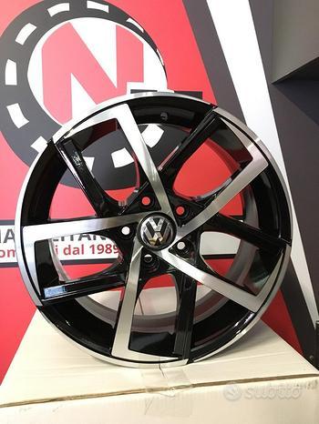 Cerchi Volkswagen Golf 5 6 7 8 plus 17 pollici