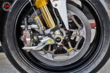 Impianto freno racing moto