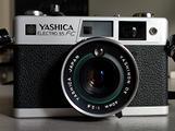 Yashica Electro 35 FC telemetro analogica