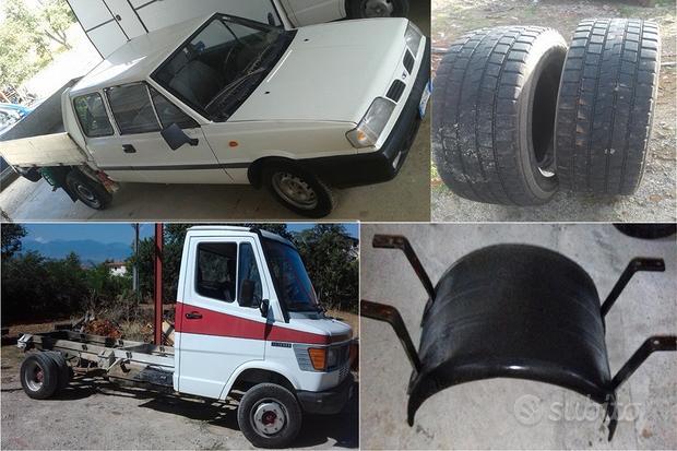 RICAMBI mercedes 410d & daewoo fso