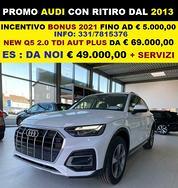Audi q5 2.0 tdi aut plus varie new uff audi