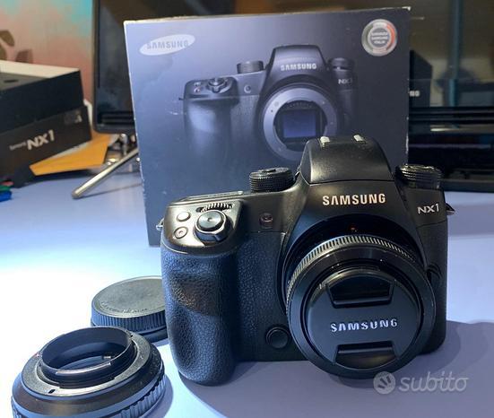 Mirrorless Samsung nx1
