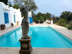 Punta rossa - splendida villa con piscina