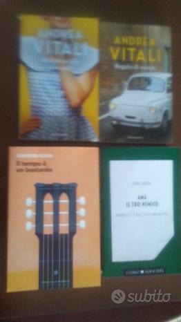 Libri vari (romanzi, umorismo, saggistica etc.)