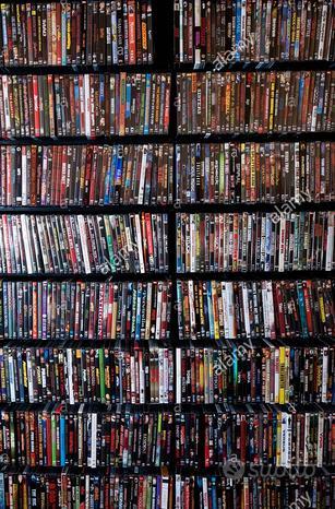 Dvd collezione privata 1300 titoli cinema italiano