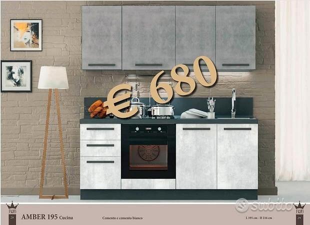 Cucina 216 x 195 cm