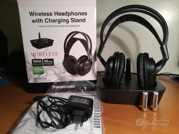 Cuffie Wireless Panasonic mod.RP-WF830