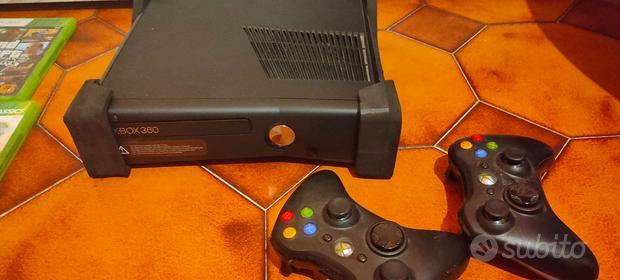 Xbox 360 250gb con giochi inclusi (3 COD & GTAV)