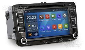 Autoradio navigatore volkswagen golf 6 android top